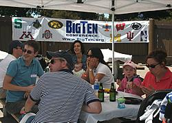 Big 10 Alumni Picnic