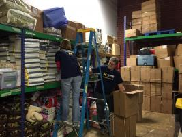 Beds for Kids Volunteer Event - May 2, 2015