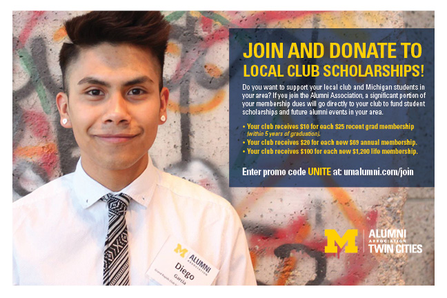 JOIN AND DONATE TO LOCAL CLUB SCHOLARSHIPS